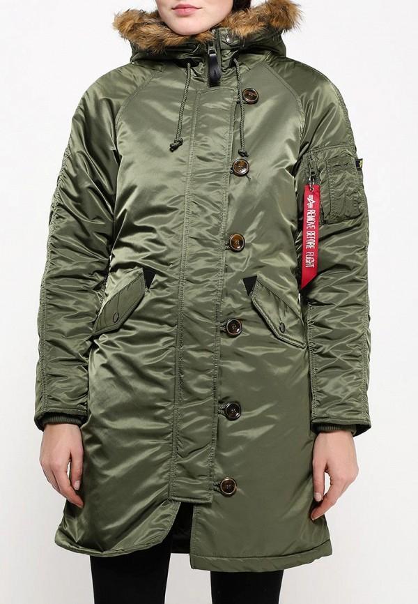 Куртка Alpha Industries (Альфа Индастриз) 199.WJE45500C1..SAGE GREEN: изображение 3