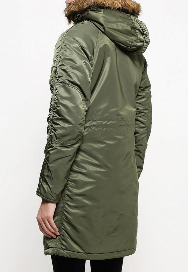 Куртка Alpha Industries (Альфа Индастриз) 199.WJE45500C1..SAGE GREEN: изображение 4