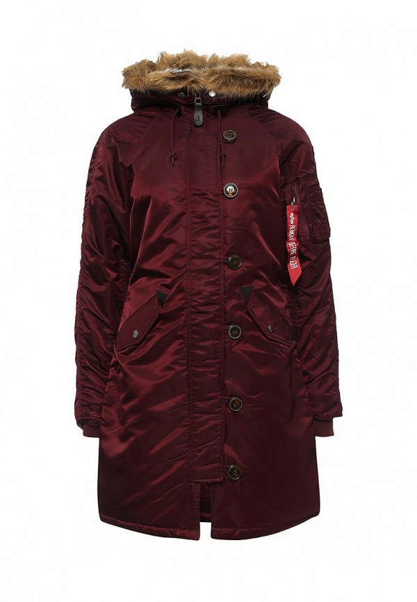 Парка Alpha Industries 199.WJE45500C1..MAROON