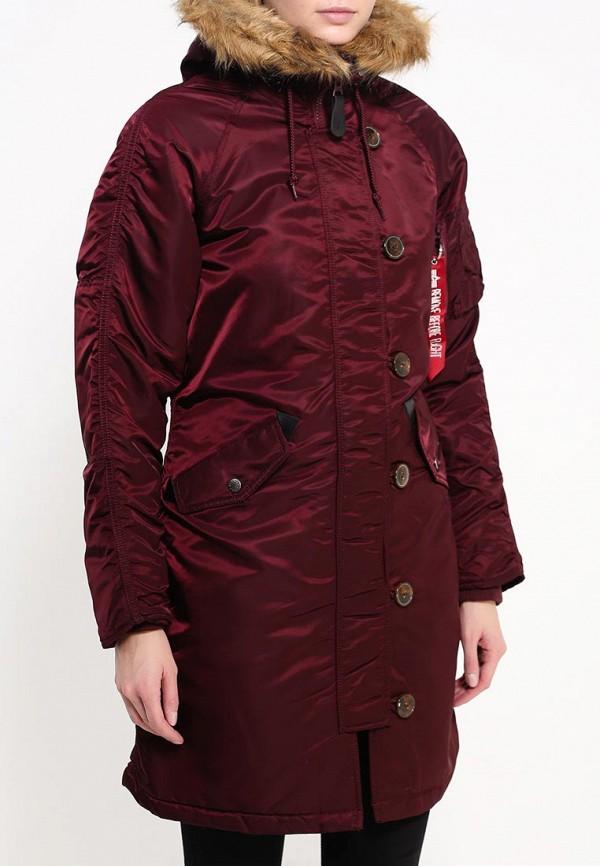 Куртка Alpha Industries 199.WJE45500C1..MAROON: изображение 3