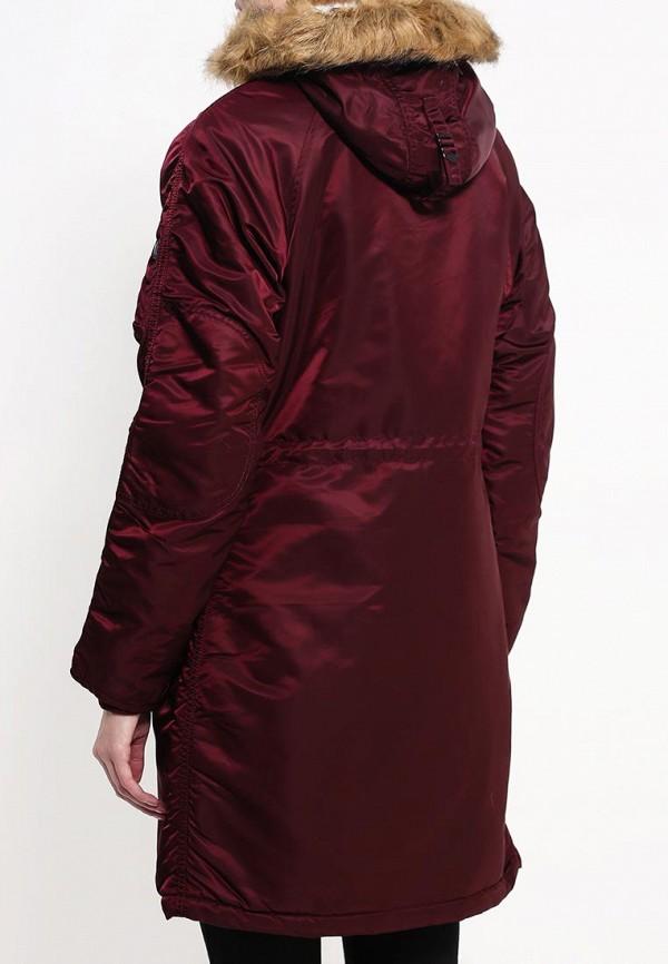 Куртка Alpha Industries 199.WJE45500C1..MAROON: изображение 4