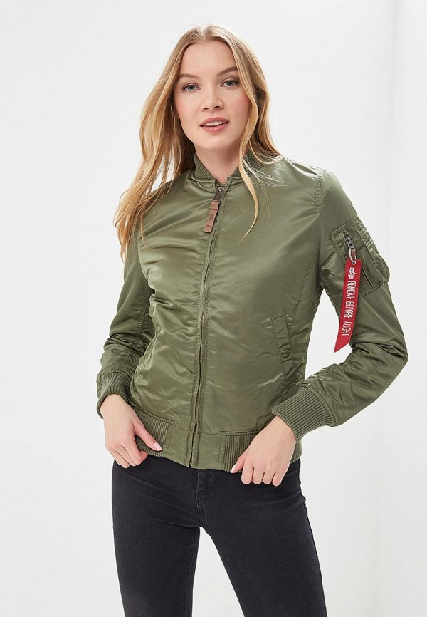 Куртка утепленная Alpha Industries Alpha Industries AL507EWZZI21 куртка утепленная alpha industries alpha industries al507emuhl18