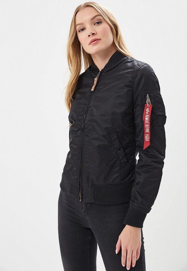 Куртка утепленная Alpha Industries Alpha Industries AL507EWZZI22 куртка утепленная alpha industries alpha industries al507emuhl18