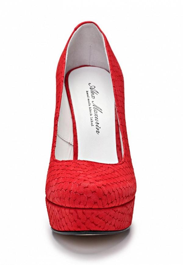 Туфли на каблуке Alex Mazurin 87701: изображение 3
