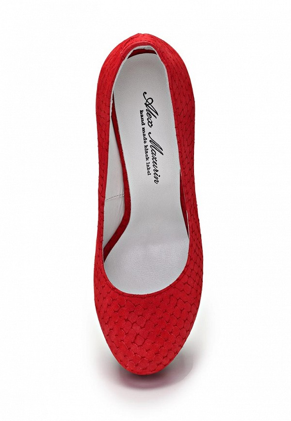 Туфли на каблуке Alex Mazurin 87701: изображение 5