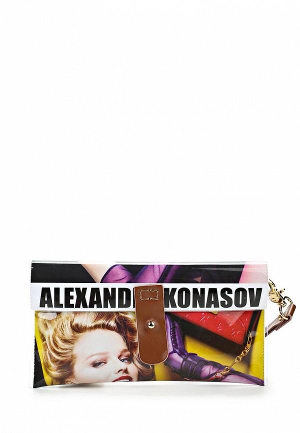 Клатч ALEXANDER KONASOV 1001090: изображение 1