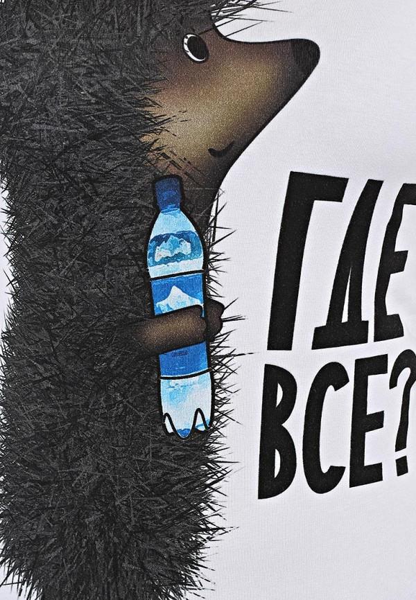 Футболка с надписями ALEXANDER KONASOV 1000502: изображение 4