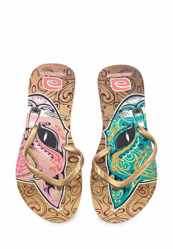 Женские сланцы Amazonas Sandals 710034/49/23: изображение 9