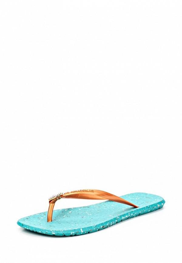 Женские сланцы Amazonas Sandals 720001/85/58: изображение 1