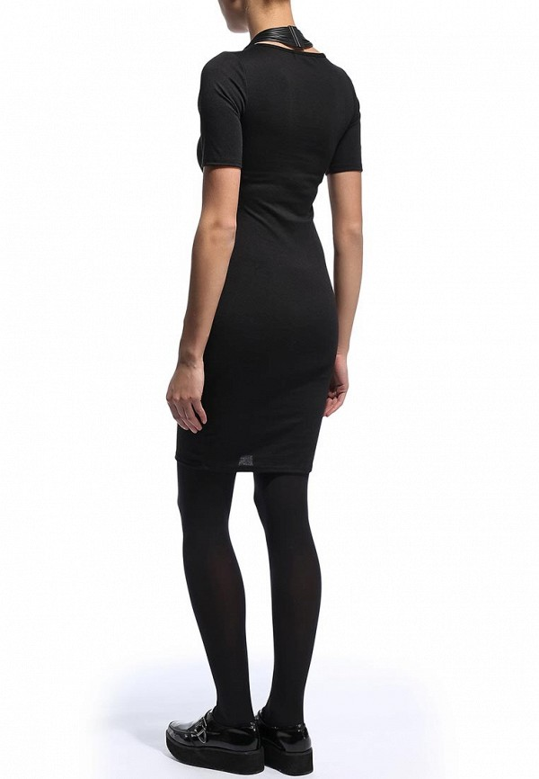 Платье-миди Amplebox 13516: изображение 4