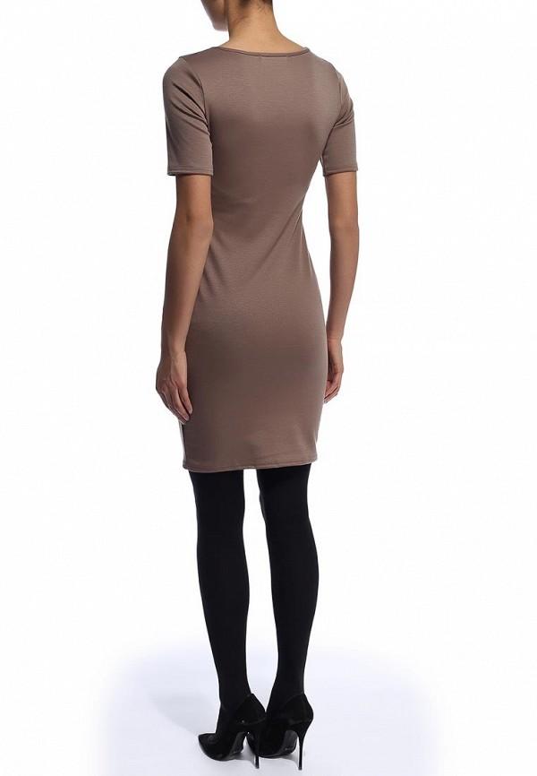 Платье-миди Amplebox 13516: изображение 3