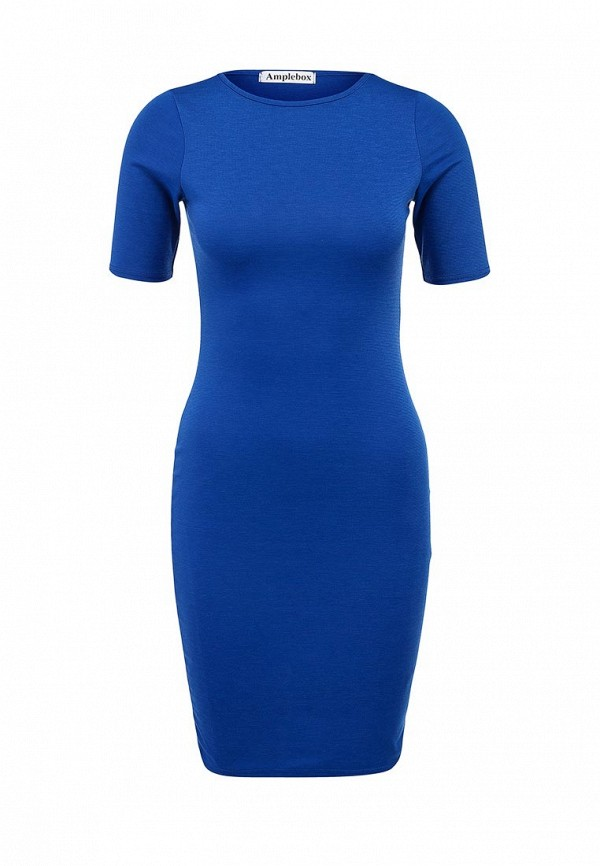 Платье-миди Amplebox 13516: изображение 5