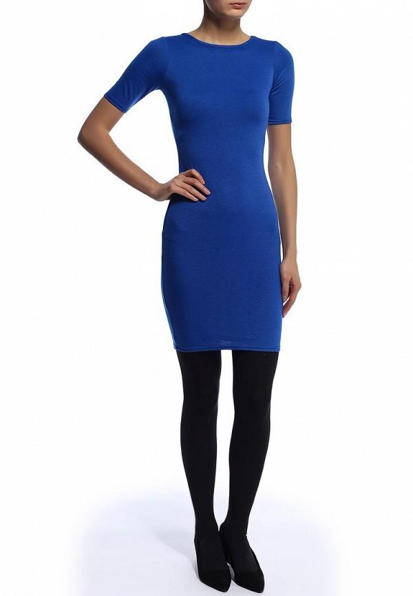 Платье-миди Amplebox 13516: изображение 7