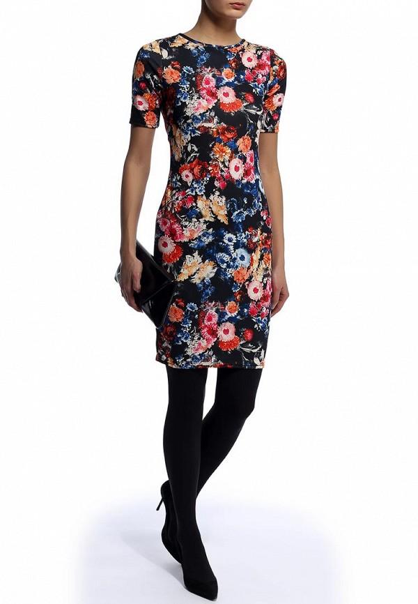 Платье-миди Amplebox 13516A: изображение 3