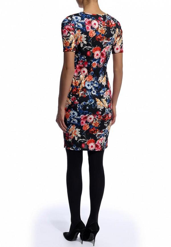 Платье-миди Amplebox 13516A: изображение 4