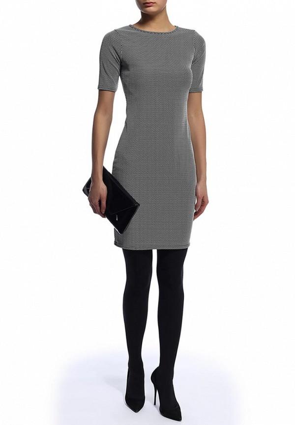 Платье-миди Amplebox 13516C: изображение 3