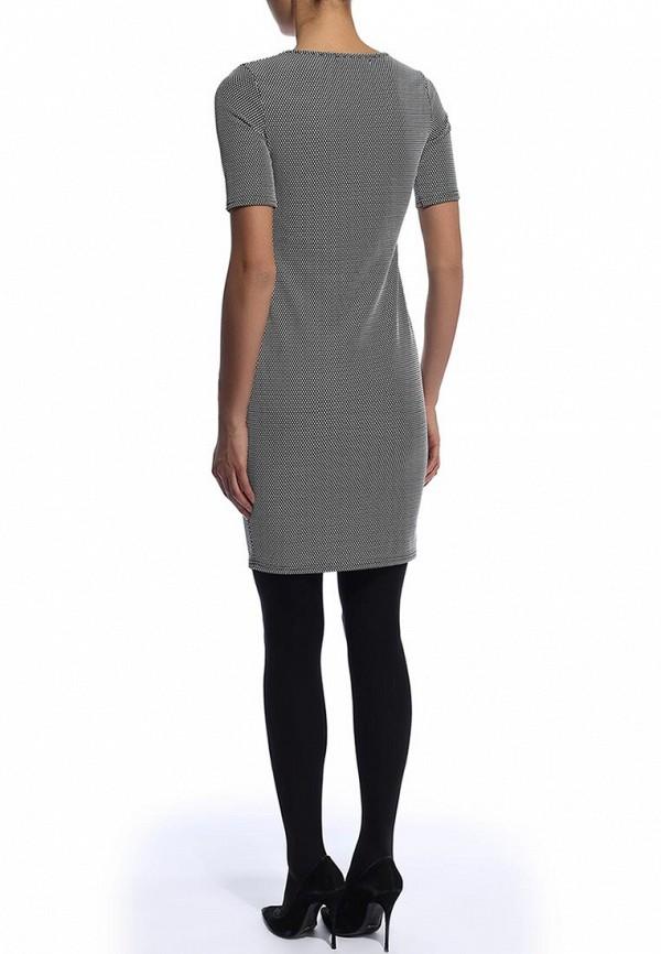 Платье-миди Amplebox 13516C: изображение 4