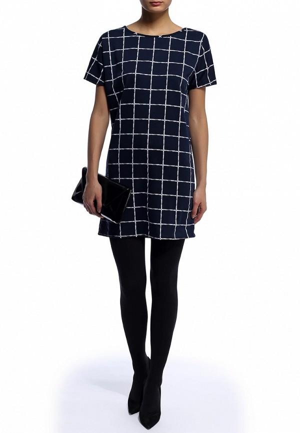 Платье-мини Amplebox 13351B: изображение 2
