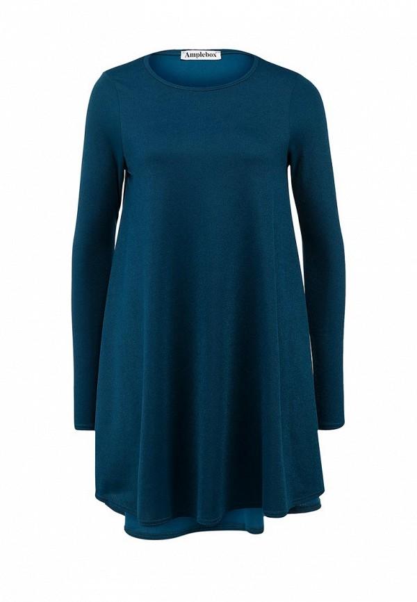 Платье-мини Amplebox 13086K: изображение 1
