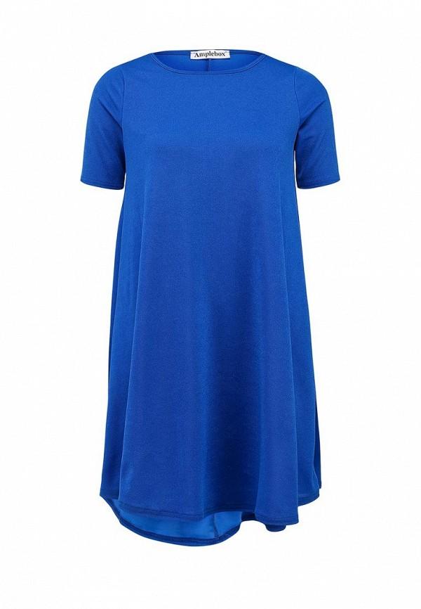 Платье-миди Amplebox 13400A: изображение 1