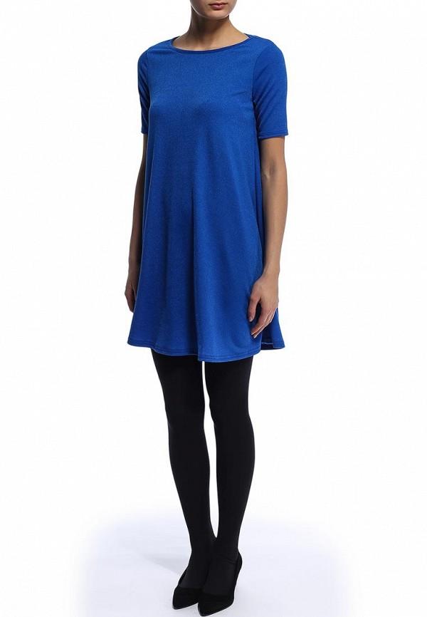 Платье-миди Amplebox 13400A: изображение 3