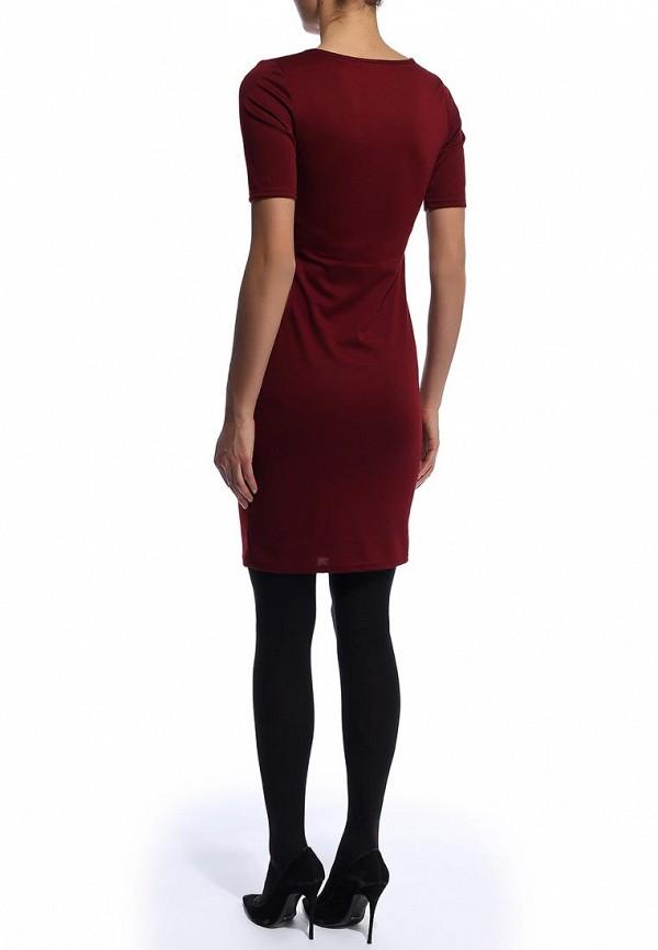 Платье-миди Amplebox 13053: изображение 4