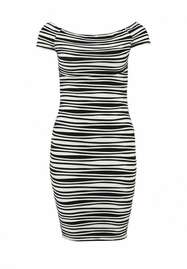 Платье-миди Amplebox 12767C: изображение 1