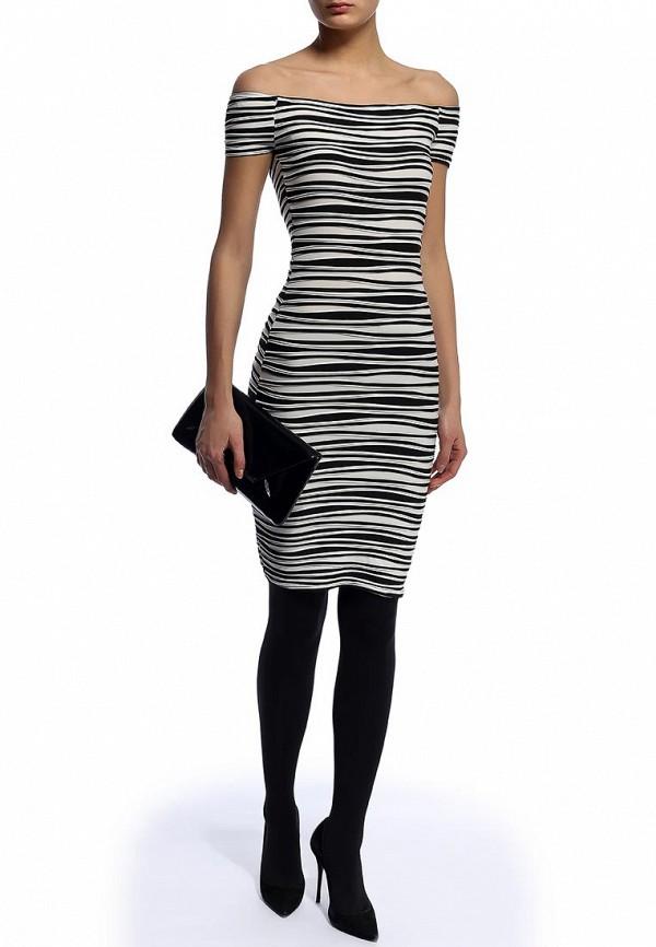 Платье-миди Amplebox 12767C: изображение 2