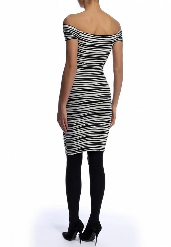 Платье-миди Amplebox 12767C: изображение 3