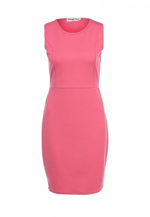 Платье-мини Amplebox 13600: изображение 1