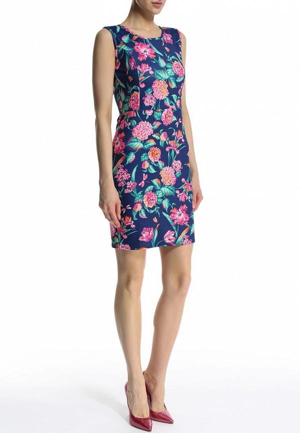Платье-миди Amplebox 13600A: изображение 3
