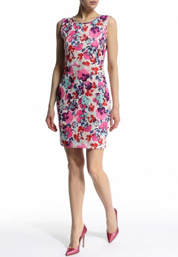 Платье-миди Amplebox 13600B: изображение 3