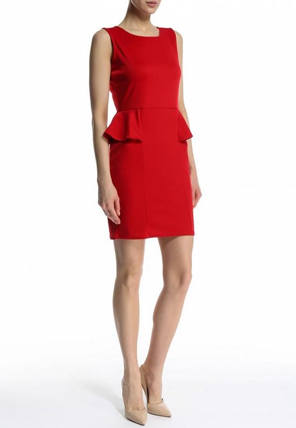 Платье-мини Amplebox 13603: изображение 3