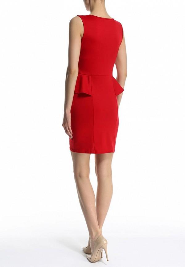 Платье-мини Amplebox 13603: изображение 4