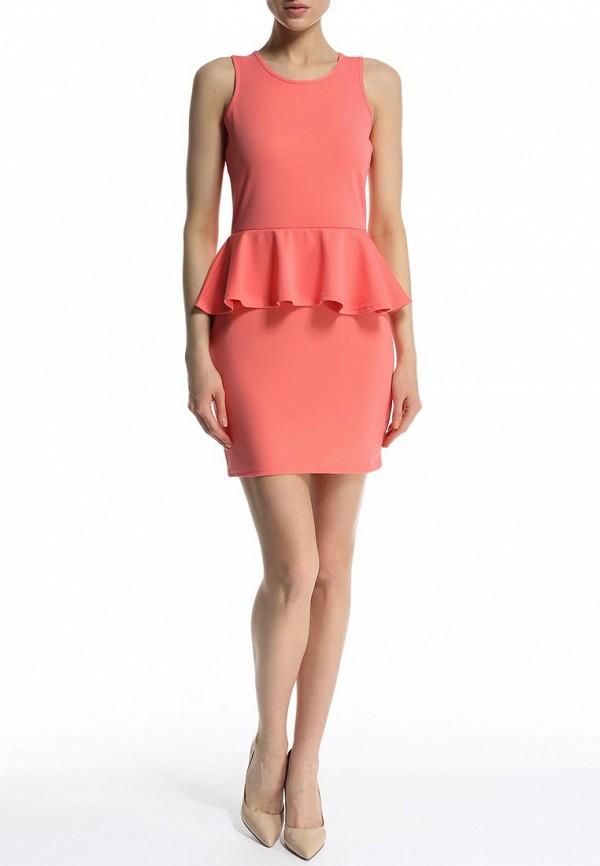 Платье-мини Amplebox 13602: изображение 3