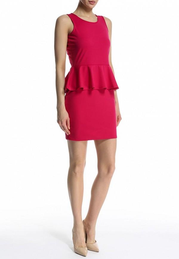 Платье-мини Amplebox 13602A: изображение 3