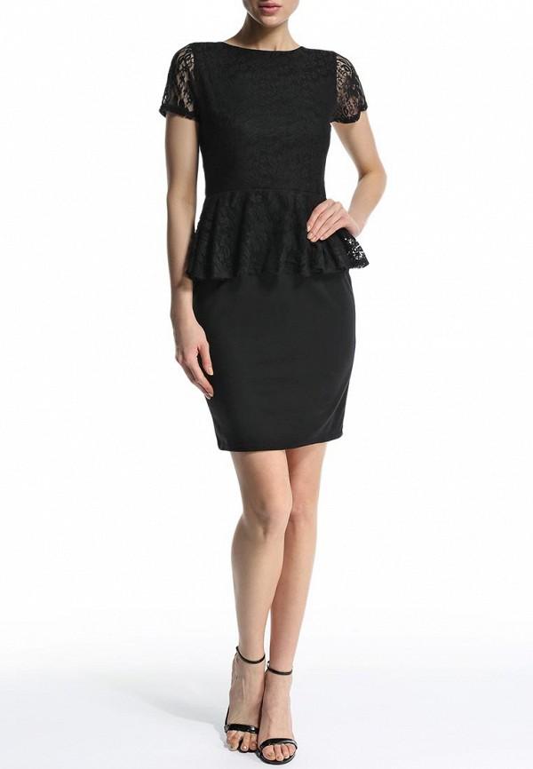 Платье-миди Amplebox 13604: изображение 3