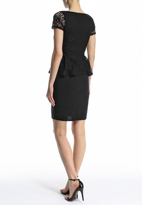 Платье-миди Amplebox 13604: изображение 4