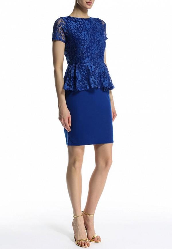 Платье-миди Amplebox 13604A: изображение 3