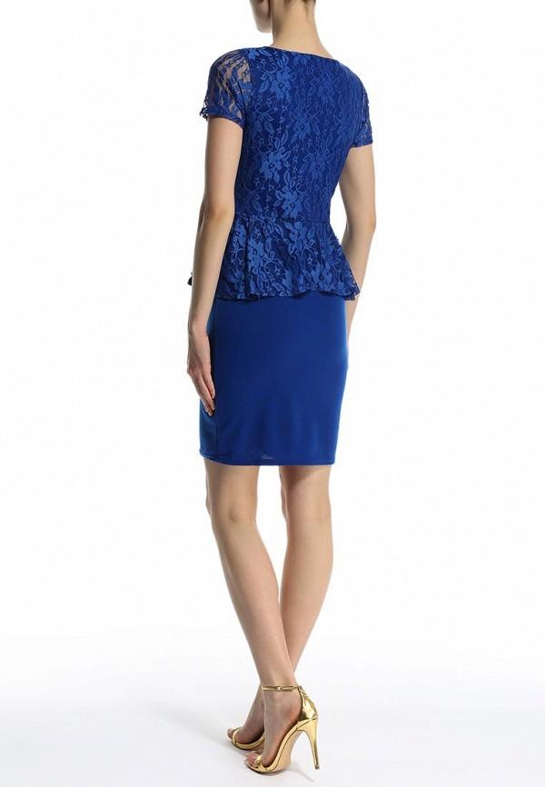 Платье-миди Amplebox 13604A: изображение 4