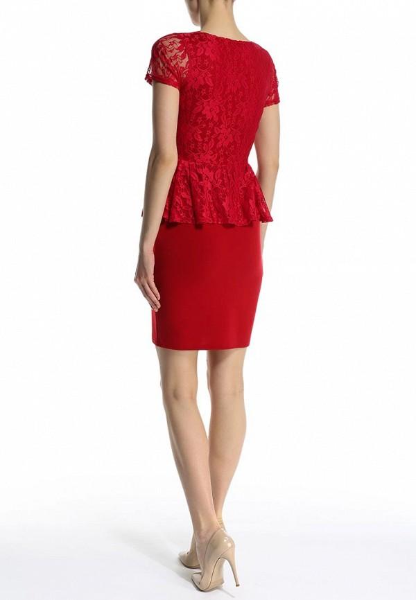Платье-миди Amplebox 13604B: изображение 4
