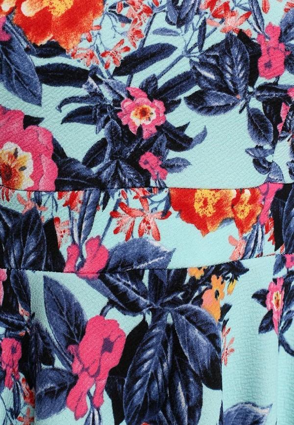 Платье-миди Amplebox 13601A: изображение 2