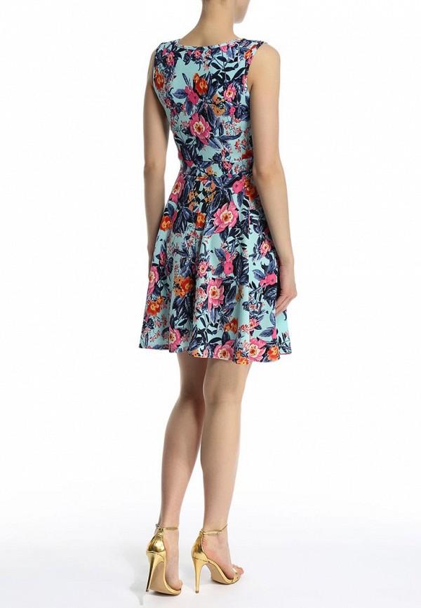 Платье-миди Amplebox 13601A: изображение 4