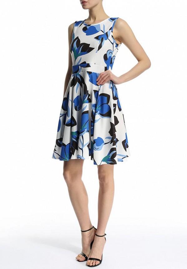 Платье-миди Amplebox 13601B: изображение 3