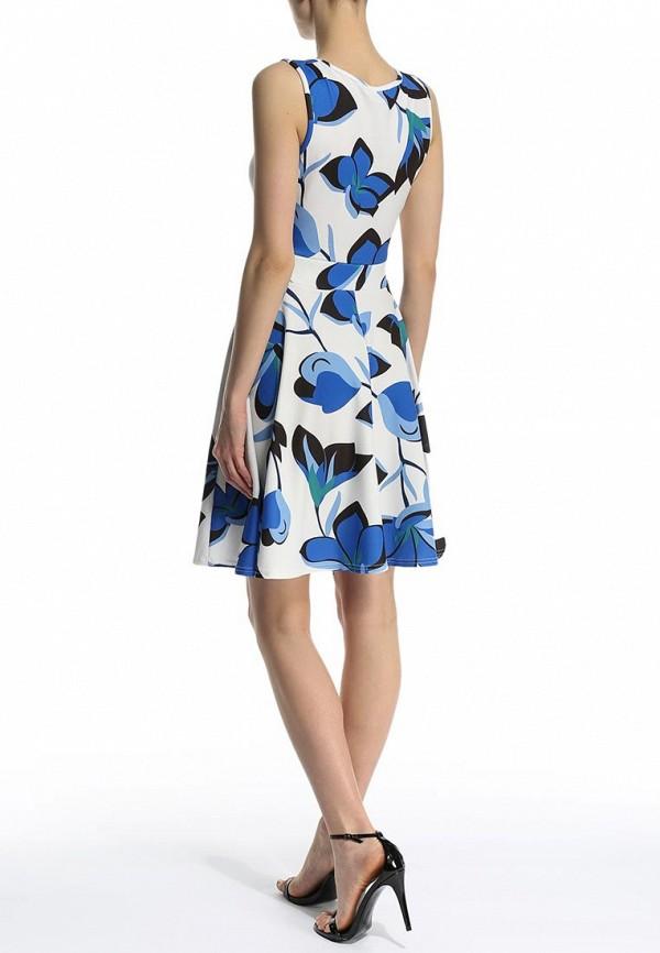 Платье-миди Amplebox 13601B: изображение 4