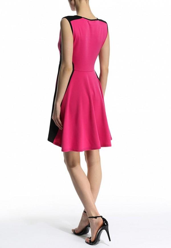 Платье-миди Amplebox 12410: изображение 4