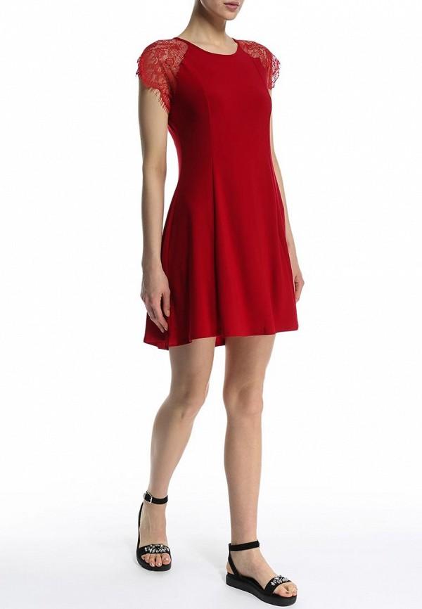 Платье-мини Amplebox 13459A: изображение 3