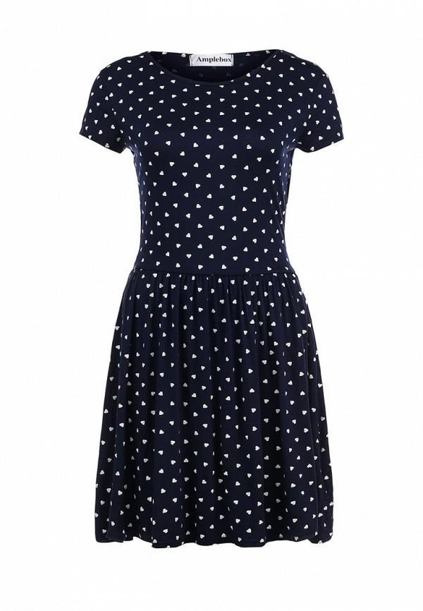 Платье-мини Amplebox 12772EA: изображение 1