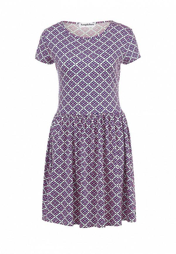 Платье-мини Amplebox 12772EB: изображение 1