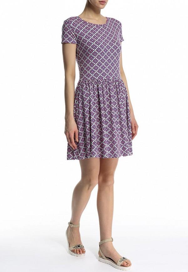 Платье-мини Amplebox 12772EB: изображение 3